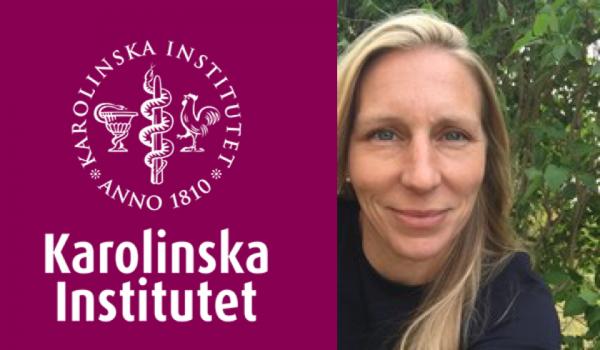 Therese Djärv är ansvarig forskare för studien på Karolinska institutet