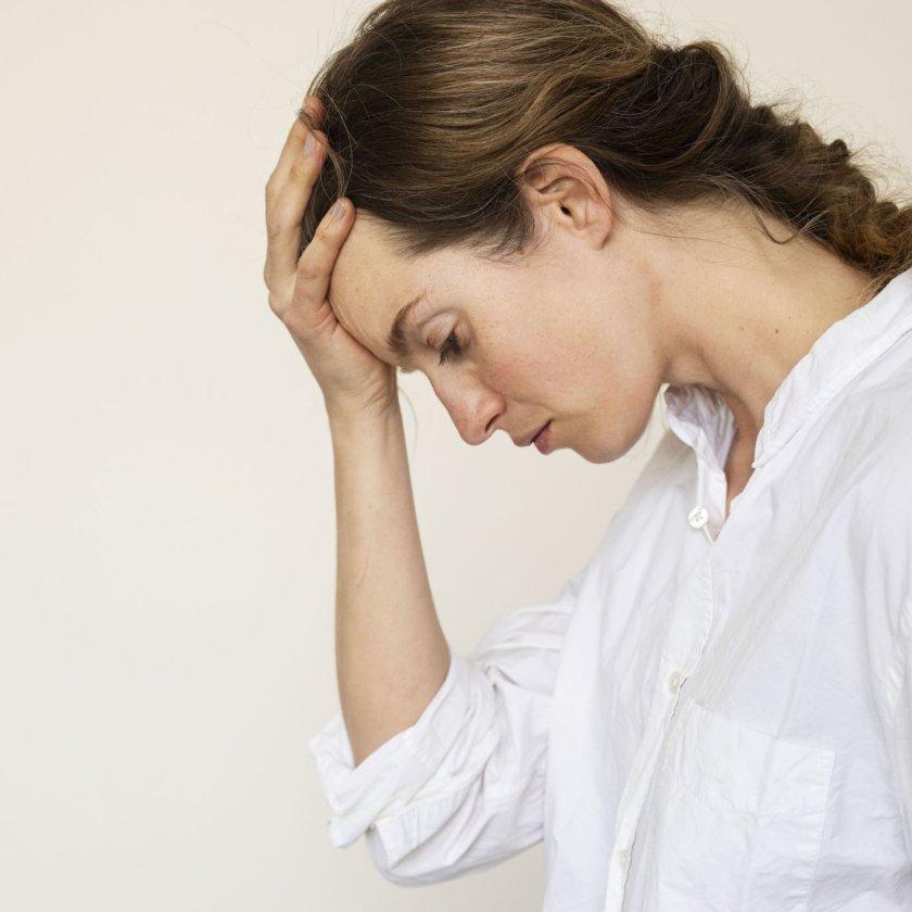 fysiska symptom på stress