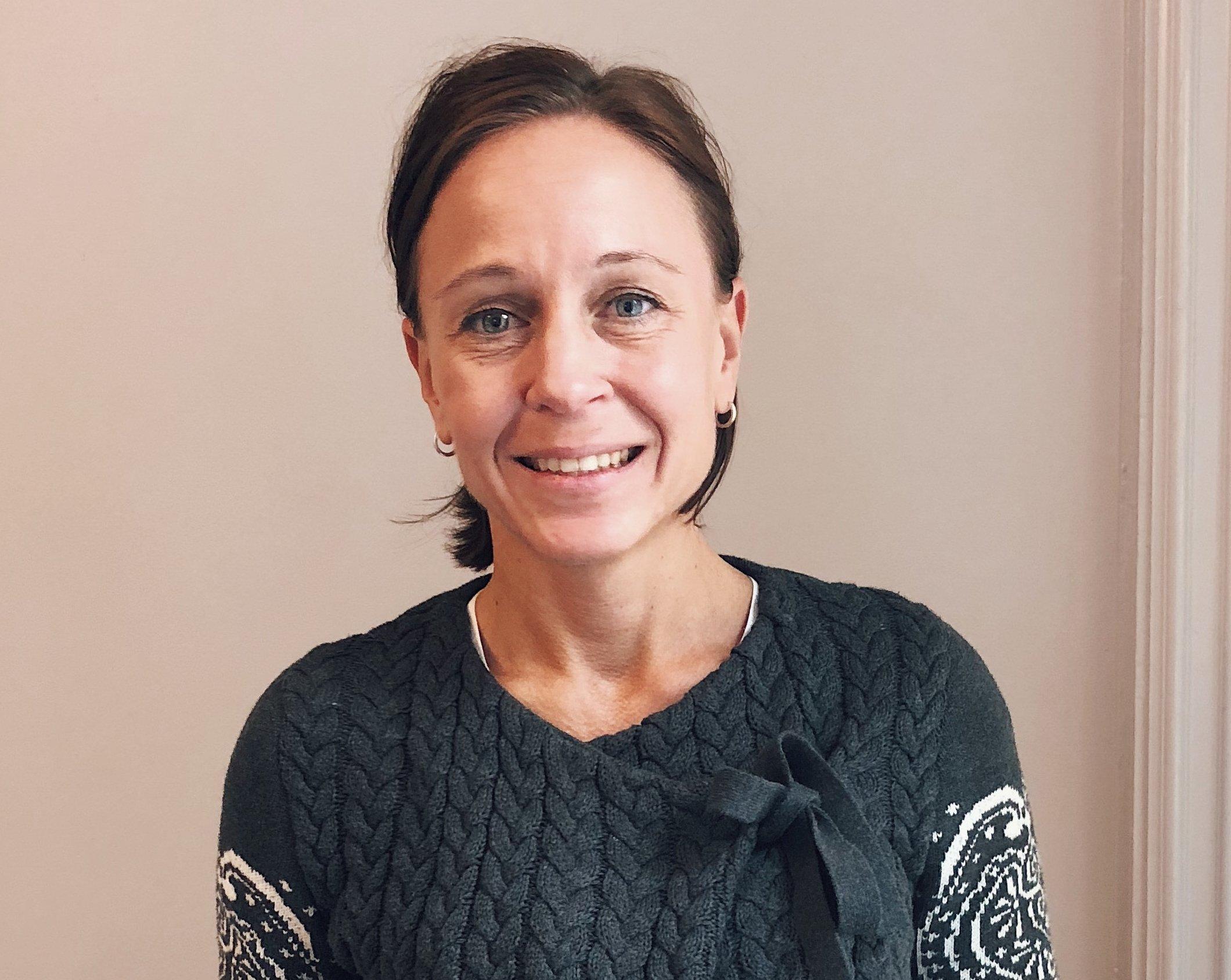 Annika Öberg, specialistläkare i allmänmedicin vid Doktor24