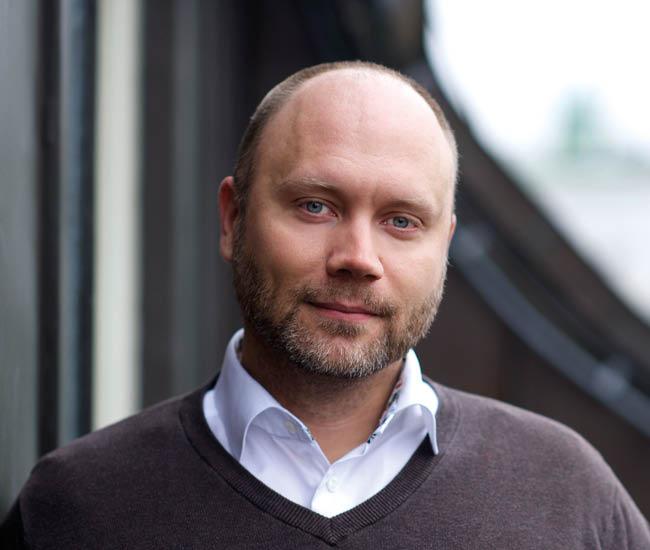 Tobias Perdahl, medicinsk chef på Doktor24