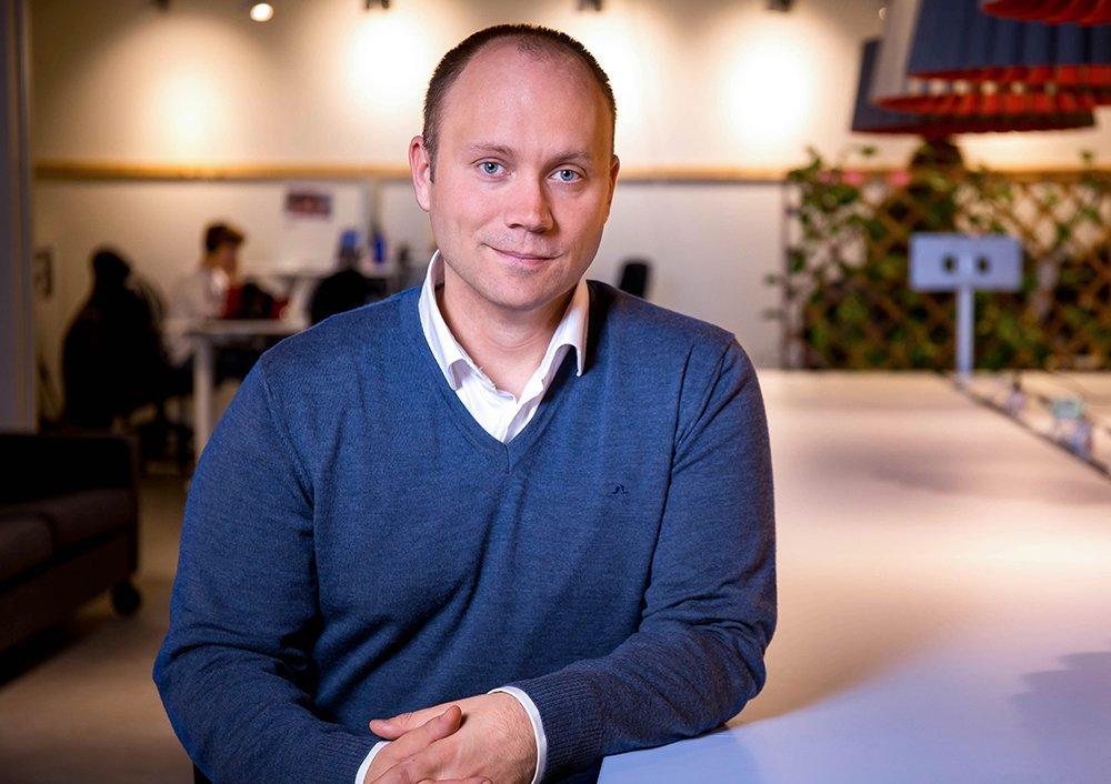 Tobias Perdahl på Doktor24