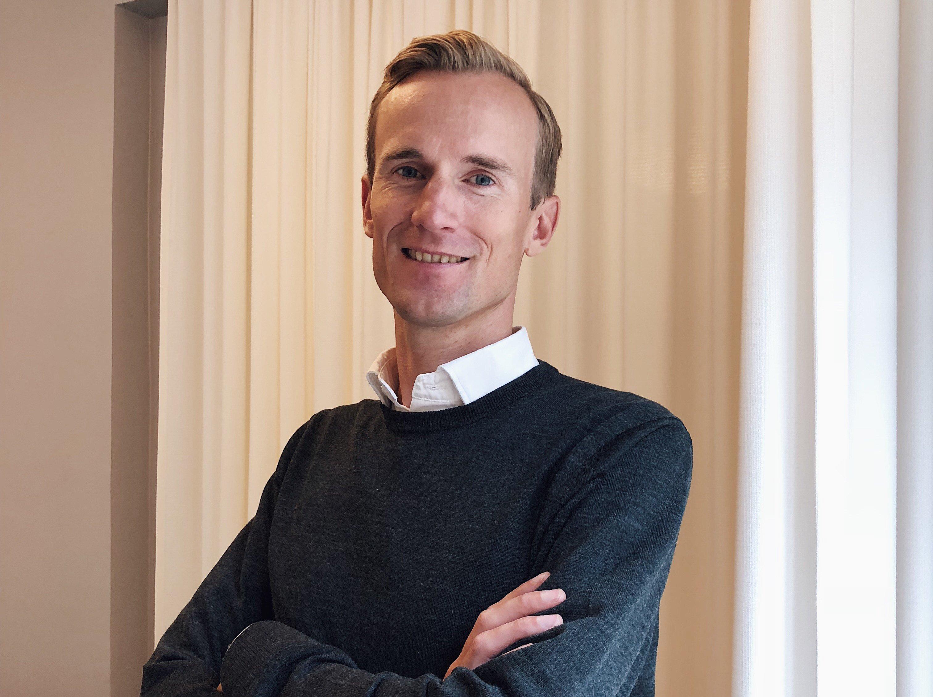 Christoffer Berg, Mental Health Manager