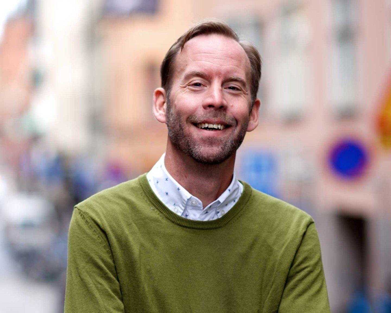 Rasmus Waller, Chief Commercial Officer på Platform24