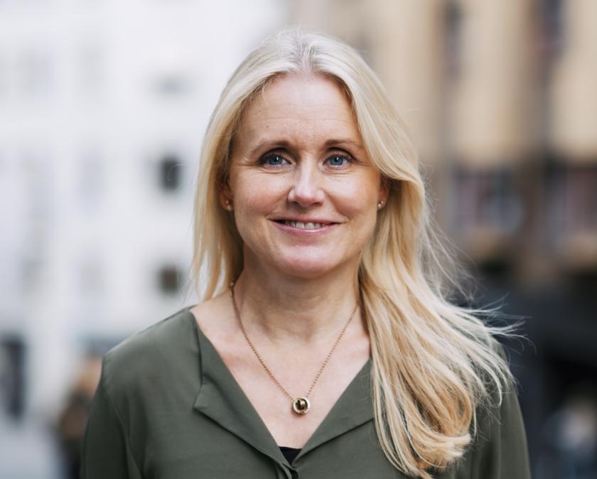 Sanna Siljeholm, specialist i allmänmedicin vid Doktor24