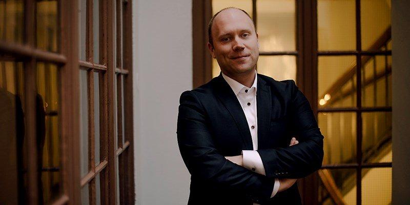 Tobias Perdahl, medicinsk chef för Doktor24